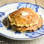 Easy Swedish Oatmeal Pancakes