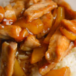 Island Sweet and Sour Pork