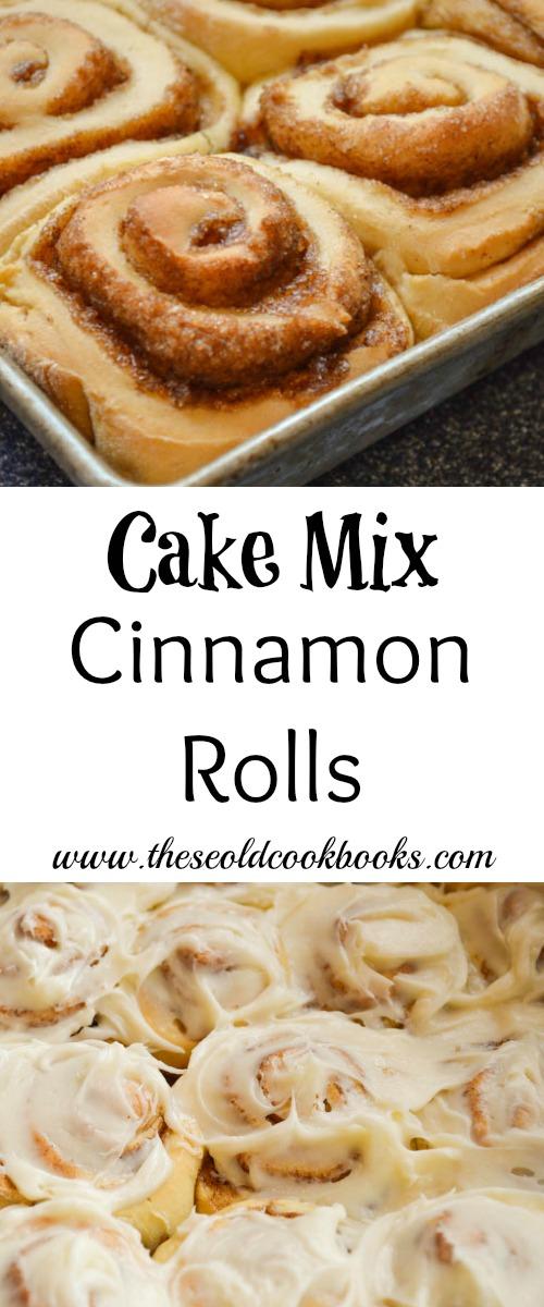 Box Cake Mix Jelly Roll Pan