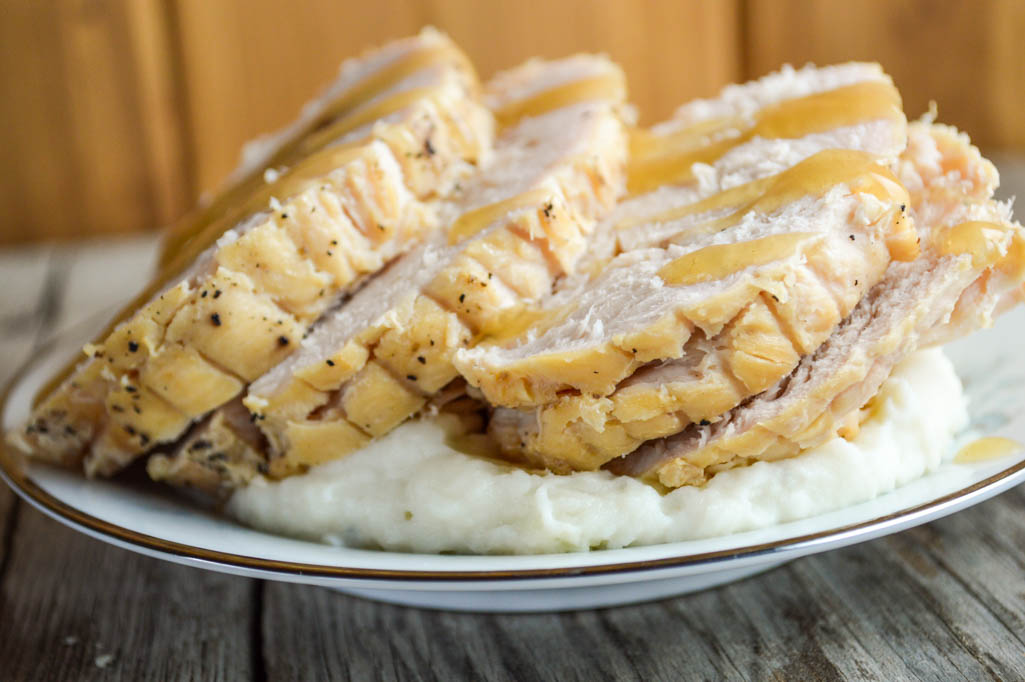 Slow Cooker Turkey Breast Recipe Six Sisters Stuff