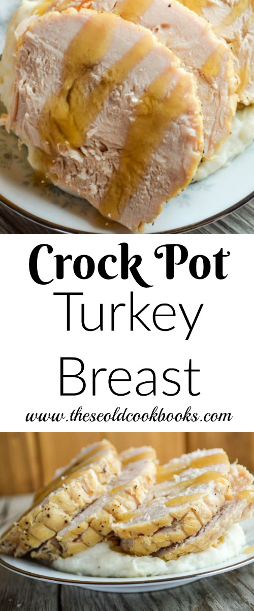 Oven-Roasted Turkey Breast Recipe - BettyCrockercom