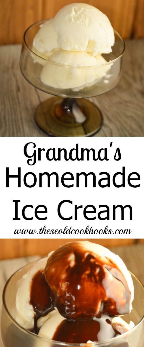 With summer on its way, Grandma's Homemade Ice Cream is a custard-style vanilla frozen treat the entire family will enjoy.