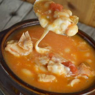 Easy Crock Pot Chicken Chili