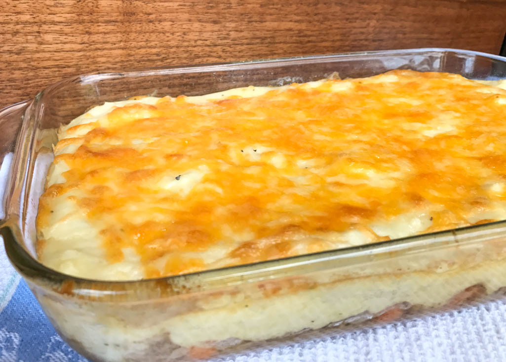 Easy Shepherds Pie Recipe Using Pre Cooked Mashed Potatoes