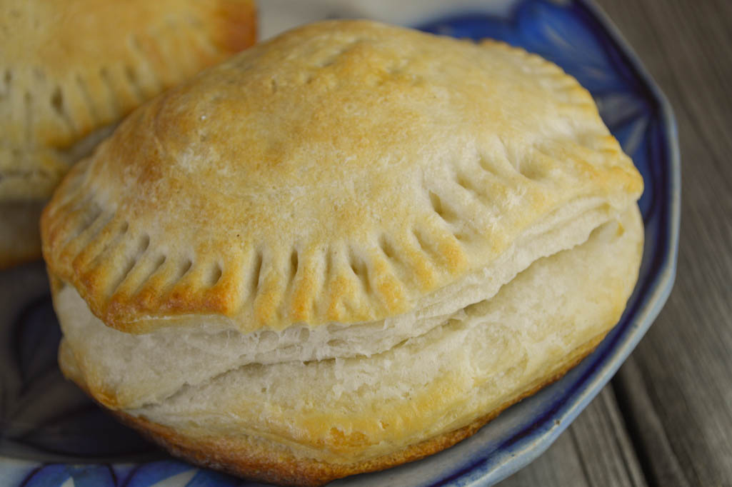 Cheeseburger Turnovers are perfect for the picky eaters in your family who don't eat anything unusual, but you can easily add ingredients to them too.