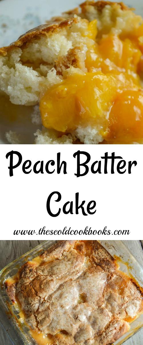 Deep  Inch Cake Recipe