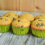 The entire family will love these Pumpkin Chocolate Chip Muffins which are easy to put together and make enough to freeze for later or share with friends.