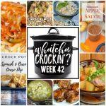 Chicken Enchilada Soup – WCW – Week 42