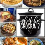 Crock Pot Chicken and Noodles – Whatcha Crockin' Wednesday – Week 41