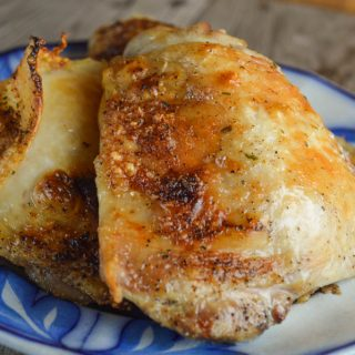 Crock Pot Mock Fried Chicken