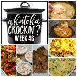 Crockpot Chicken Wild Rice Soup – WCW – Week 46