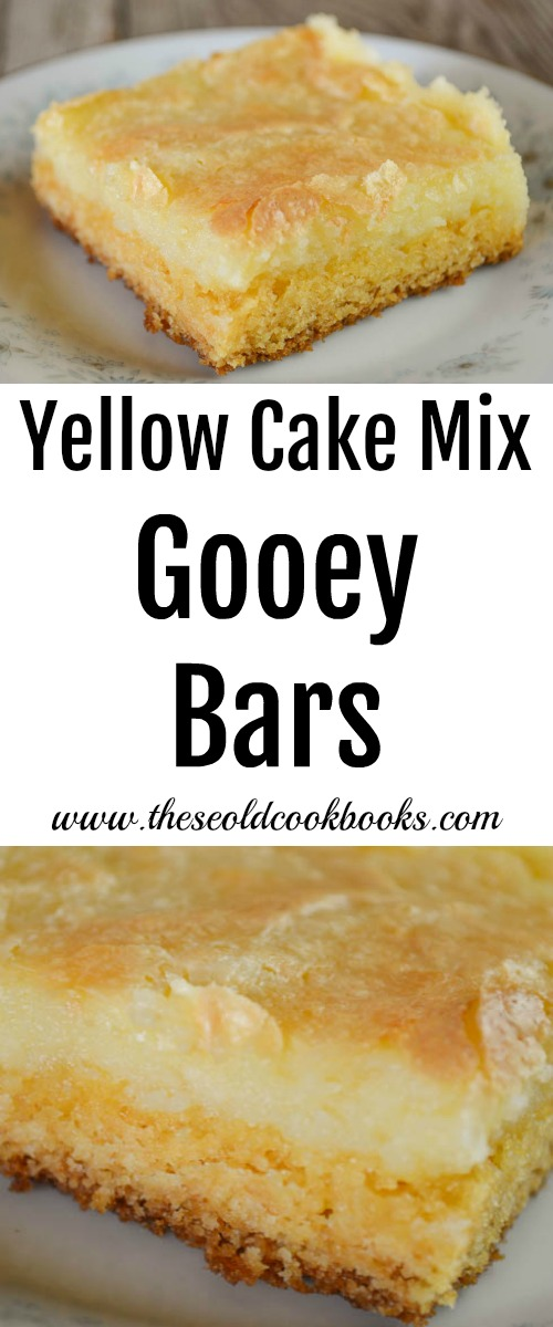 Cinnamon Roll Yellow Cake Mix Recipe
