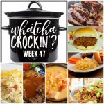 Crock Pot Spicy Cheesy Chicken Spaghetti – WCW – WEEK 47