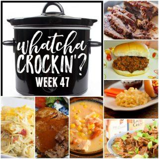 Crock Pot Spicy Cheesy Chicken Spaghetti – WCW – WEEK 47
