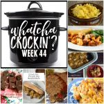 Slow Cooker Meatloaf – WCW – Week 44