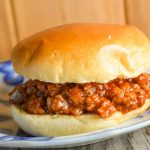 The main ingredient - after the ground beef - in these Easy Sloppy Joes is one that can be found in almost every household.