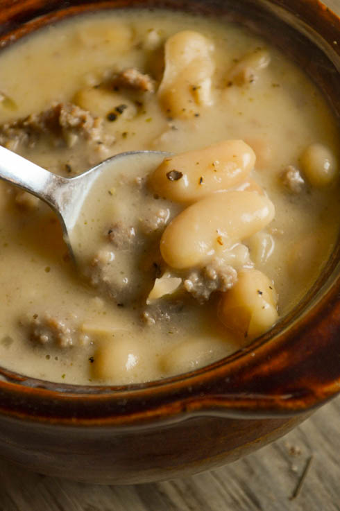 Country Kitchen Bean Soup Recipe