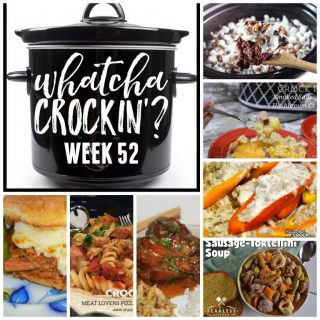 Crock Pot Meat Lovers Pizza Casserole – WCW – Week 52