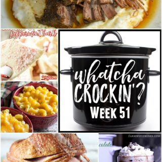 Tasty Slow Cooker Cheeseburger Soup – WCW Week 51