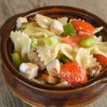 Chicken Bow-Tie Pasta Salad