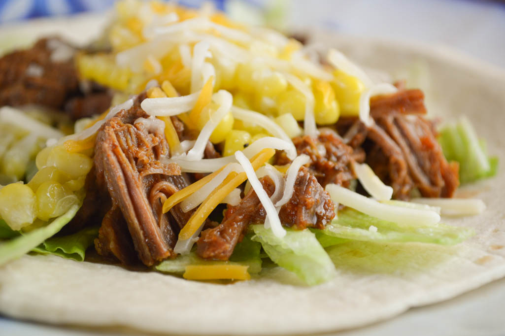 Taking a whole beef roast and turning it into a family-friendly dinner in no time is what this Electric Pressure Cooker Taco Beef recipe is all about.