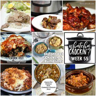 Instant Pot Chicken and Dumplings – WCW – Week 55