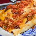 Crock Pot Ground Beef Acapulco Enchiladas
