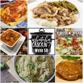 Instant Pot Cheesy Chicken Broccoli Rice – WCW – Week 58