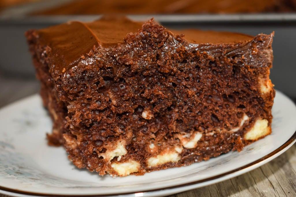 Easy Chocolate Fudge Cake Recipe: Easy Coconut Cream Pie