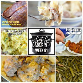 Crock Pot Maple Brown Sugar Ham – WCW – Week 61
