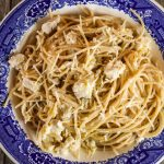 10-Minute Easy Lemon Chicken Pasta