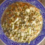 Old-Fashioned Pea Salad
