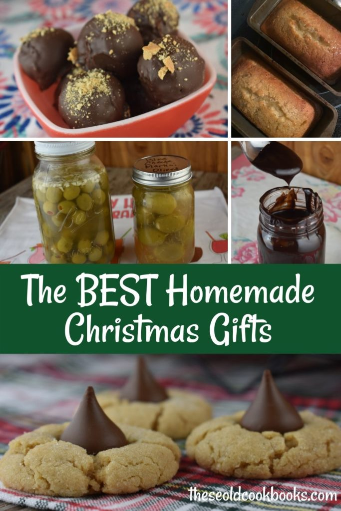Some of the best homemade gift ideas are simple to make. This post has 30-plus ideas for handmade gifts.